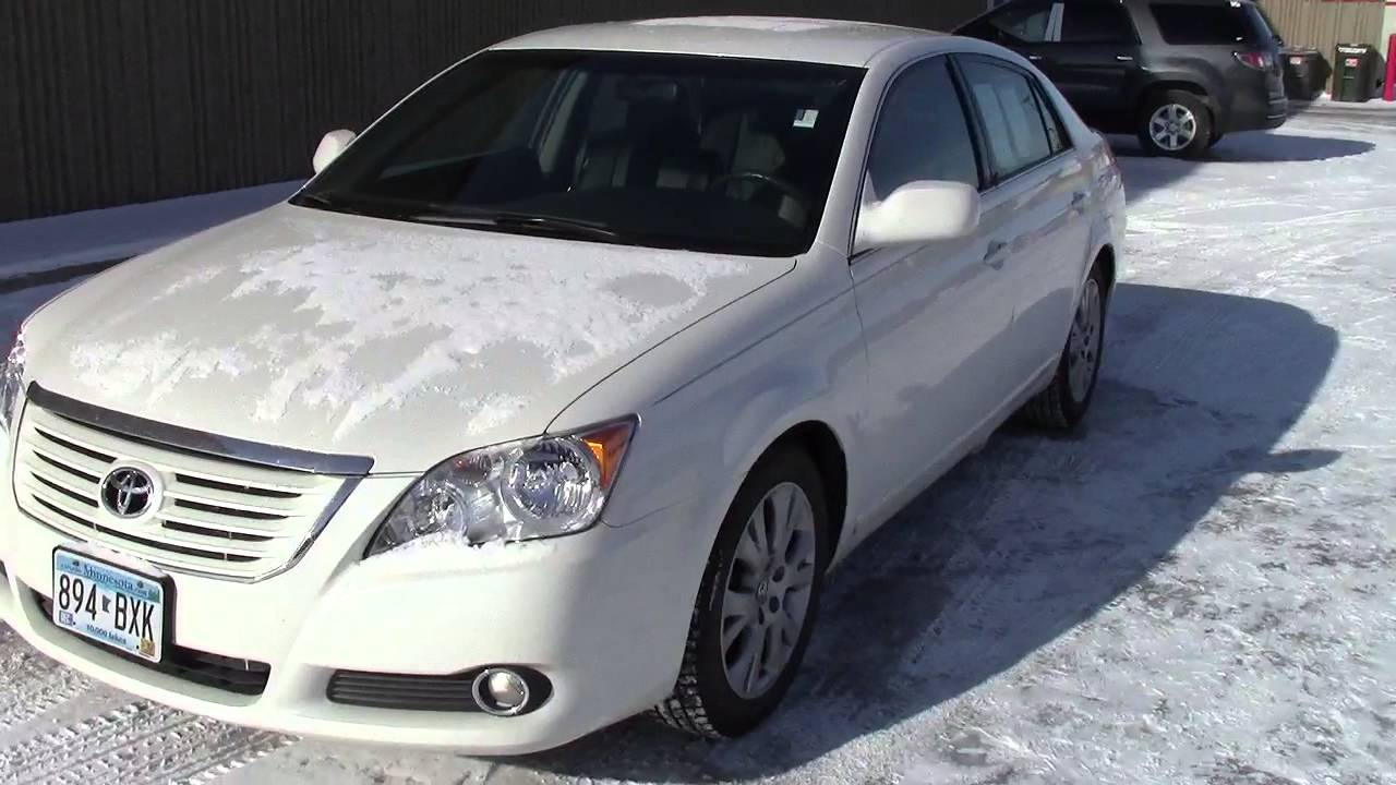 2008 toyota avalon touring edition youtube. Black Bedroom Furniture Sets. Home Design Ideas