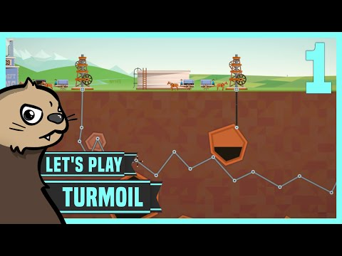 Let's Play Turmoil Part 1 | Worst Pipe Ever (Turmoil Gameplay)