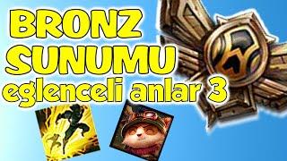 Bronz Oyun Sunumu Eğlenceli Anlar #3 ( SiLent KinG )