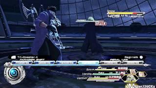 Final Fantasy XIII-2: Party Mods Snow x2 & Vanille Vs DLC Snow