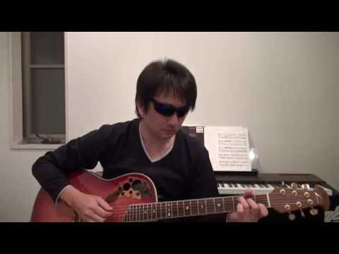 Forever Love - X (YOSHIKI) - Solo Guitar OVATION CS257