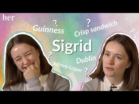 Sigrid Reveals What Brings Her Back To Ireland