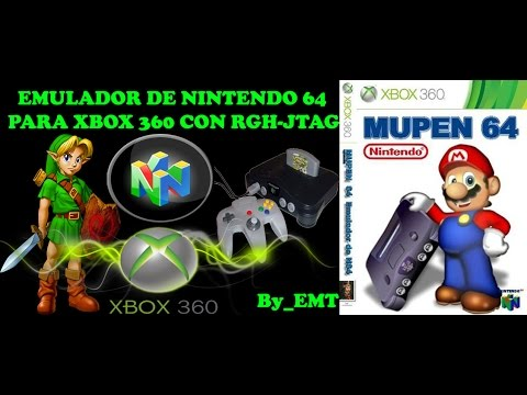 download emulador de nintendo 64 xbox 360