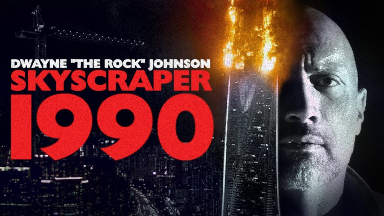 The Rock's Skyscraper Makes a Surprisingly Good '90s Movie
