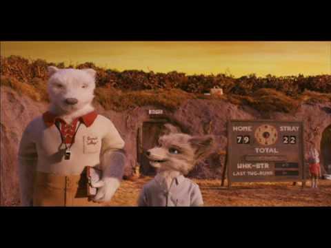 Fantastic Mr Fox Whackbat Youtube
