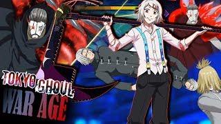 YOSHIMURA OWL + AYUMU UNLOCKED! | Tokyo Ghoul War Age / 东京战纪- Android