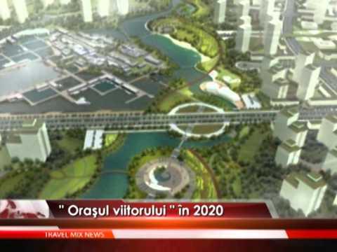Orasul viitorului in
