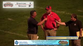 Week 1 Central Wisconsin Football
