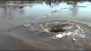 12* Schwarzes Loch im Teich