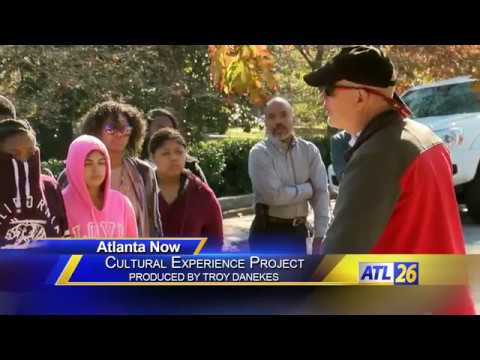 Cultural Experience Project at Oakland Cemetery