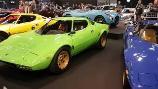 Lancia Stratos at Retromobile