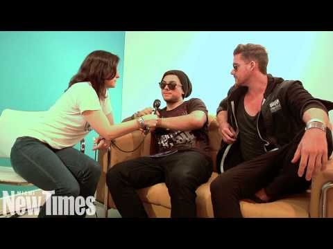 Interview with Adventure Club