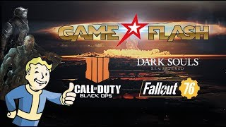 Game TV Schweiz - Call of Duty: Black Ops 4 | Fallout 76 | Dark Souls Remastered