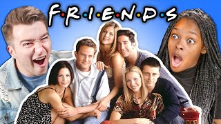 9 Things You Didn't Know About F.R.I.E.N.D.S. | Generations React