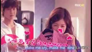 Repeat youtube video [Phim Hàn Playfull Kiss] A Little Love || Fiona Fung || EngSub ♥ Kara (Clip tình cảm hài hước)