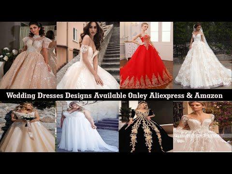 wedding-dress-|-wedding-dress-shopping-|-aliexpress-|-amazon-|-outfit-ideas
