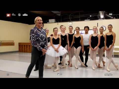 San Jose DanceTheatre World Ballet Day 2017