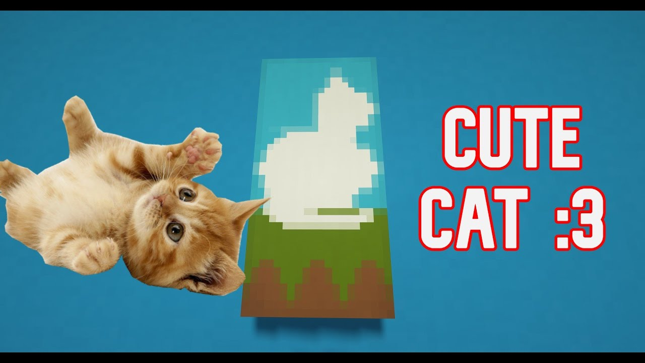 Banner Design Ideas How To Make A Cute Cat Banner In Minecraft Loom Youtube
