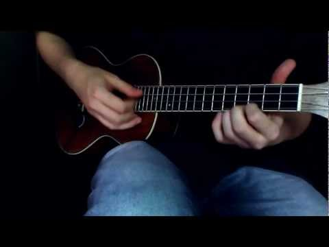 The Cure - Lovesong (Ukulele Instrumental Cover)