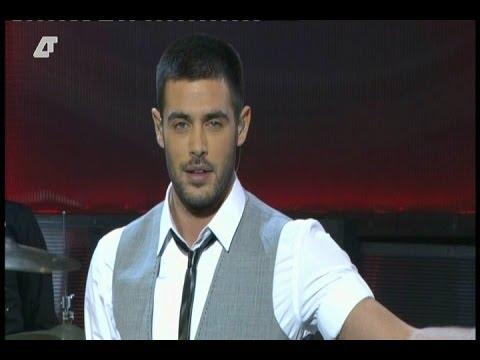 Kostas Martakis - Kanenas Den Me Stamata (Eurovision Greek Final 2014)