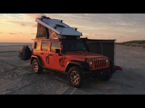 Jeep Camper: Ursa Minor J30 Video Tour