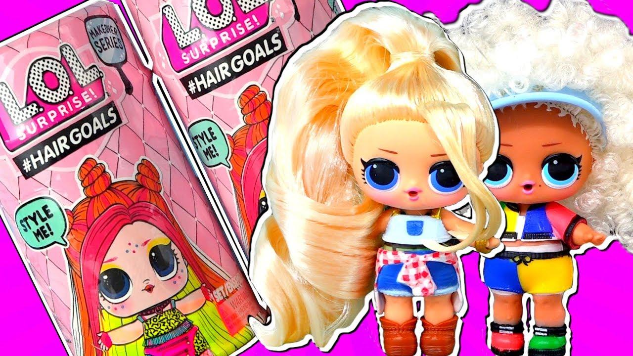 Новые куклы LOL HAIRGOALS SERIES 5 WAVE 2 выиграли конкурс ...