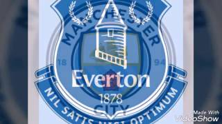 Everton vs Manchester City at Goodison Park