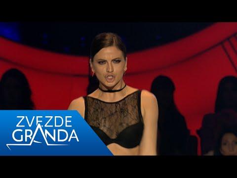 Milica Pavlovic - La fiesta RMX - ZG Specijal 28 - (Tv Prva 03.04.2016.)