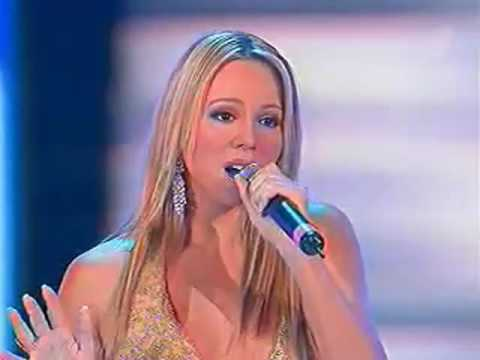 Mariah Carey My All Live- Russia 2003