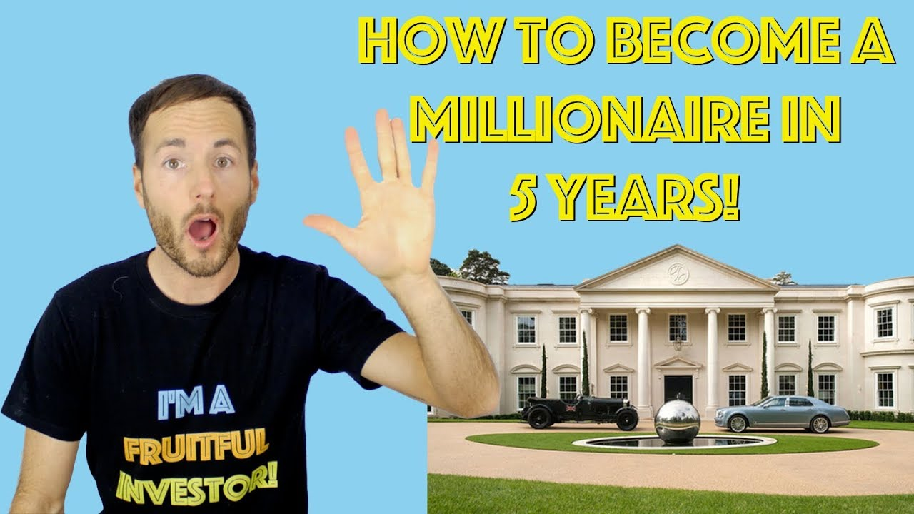How To Become a Real Estate Millionaire   Millionacres