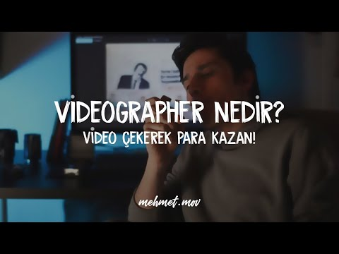 Video Çekerek Para