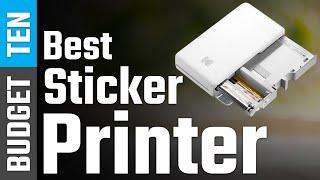 10 Best Sticker Printer 2021 -  Best Sticker Printer Machine Review