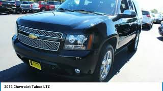 2013 Chevrolet Tahoe Holzhauer Auto and Motorsports Group 253505