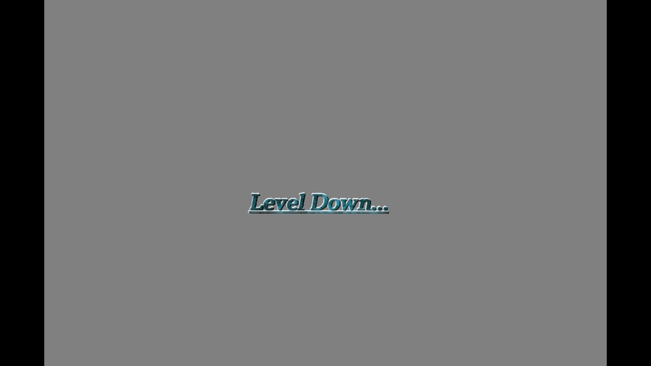 Level Down - YouTube