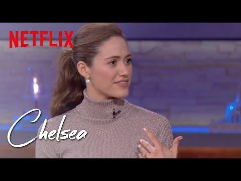Emmy Rossum on Her Bathtub Engagement   Chelsea   Netflix