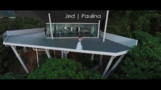 Paulina Sotto and Jed Llanes On Site Wedding Film by Nice Print Photography