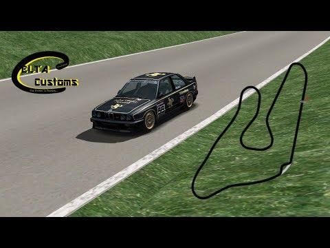 WTCC '87 BMW E30 M3 Osterreichring