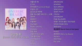 [전곡재생] IZ*ONE (아이즈원) 한국어 곡 모음 …