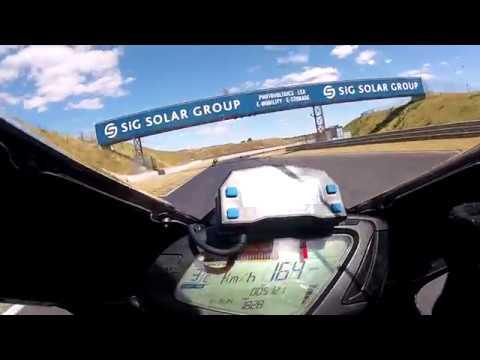 Festival Italia 2018 Oschersleben - Pro Thunder Rennen - MV Agusta F3 800