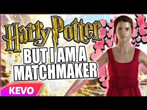 Harry Potter RP but I am a matchmaker