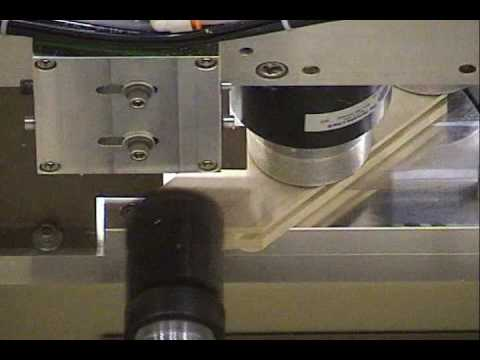 Accu Systems Mmtx Miter Cabinet Door Machine Youtube