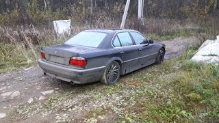 ШКОЛЬНИК купил BMW V12 750 E38 за 300к / Начало