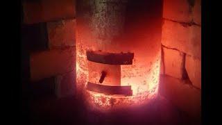 Безопасная печь на отработке масла. Отопление гаража своими руками на бесплатном топливе.