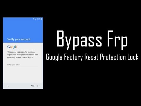 samsung frp lock remove Using odin | Bypass Remove Google