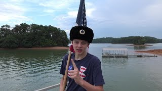 Youngest President Wishes America Happy Birthday