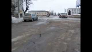 Дороги в Марксе (Саратовская область)