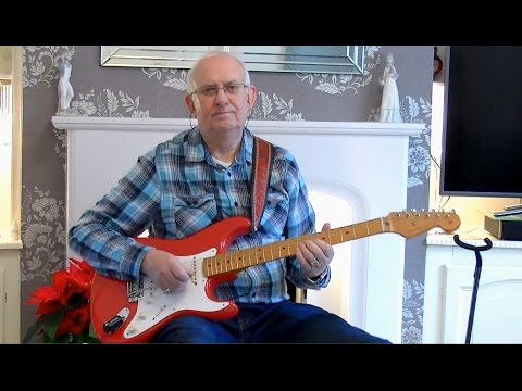 Angel Of The Morning - Juice Newton - Instrumental Cover By Dave Monk
