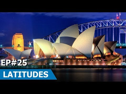 Tasmania City Tour - Australia | Buckinghamshire - UK | Madrid - Spain | Latitudes : Episode 25