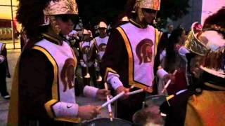 USC Trojan Marching  Band · Drum Circle at Macao Chinese New Year Parade