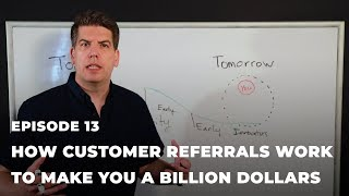How Customer Referrals Work to Make You a Billion Dollars | Market Invention Ep. 13